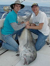 big giant trevally