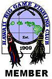 Hawaii Big Game Fishing Club logo